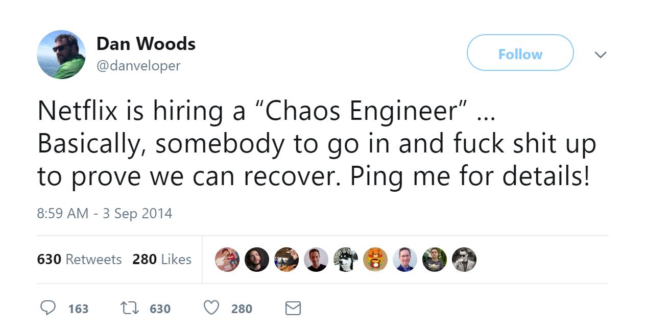 Chaos Engineering från Opsio